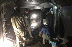 Sealing leak with HydraTite