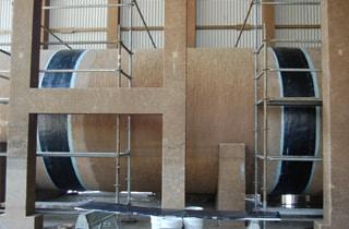 HydraWrap pipe repair