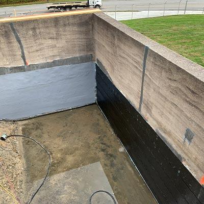 HydraWrap waterproofing
